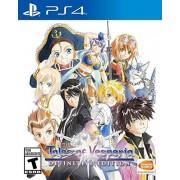 Bandai Tales Of Vesperia: Definitive Edition Playstation 4