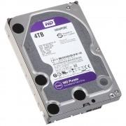 Hard Disk Western Digital Intellipower WD Purple, 4TB, 64MB, 5400RPM