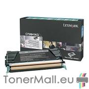 Тонер касета LEXMARK C736H1KG (Black)