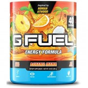 G Fuel Roman Atwood Bahama Mama Tub (40 Servings) Elite Energy And End