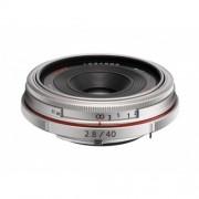 Pentax HD DA 40mm f/2.8 Limited ezüst objektív