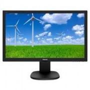 "Philips S-line 243S5LHMB - LED-monitor - Full HD (1080p) - 24"" (243S5LHMB/00)"
