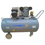 Compresor Stager HM-V-0.25/250 250L 8bar