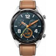 Ceas smartwatch Huawei Watch GT Classic Silver Resigilat