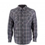 Camisa Mountain Towns Shirt L/S Grafito Lippi