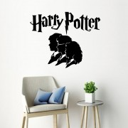 Sticker perete Harry Potter