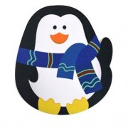 Mouse Pad Pinguim Fofo