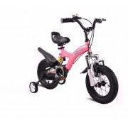 """Dječji bicikl Flying Bear 14"""" - rozi"""