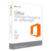 HP Microsoft Office 2016 Home and Business Software (YG146AA)