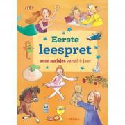 Top1Toys Boek Eerste Leespret Meisjes Vanaf 6 jaar