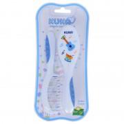 Conjunto Para Cabelo Kuka Soft Azul Ref-7257