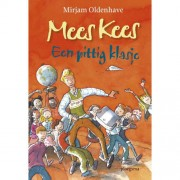 Mees Kees: Een pittig klasje - Mirjam Oldenhave