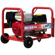 WAGT 130 AC HSB Generator de sudura , motor Honda OHV , curent sudura 130 A ,tipuri de electrozi ce pot fi si sudati Rutilici - supertit