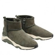 Ash lammy-sneakerboots, 37 - khaki