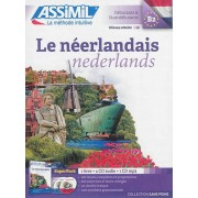 Assimil - Taalcursussen & Leerboeken Le Néerlandais Sans Peine - Cours de néerlandais (Boek + CD + Audio) Nederlands leren vanuit het Frans