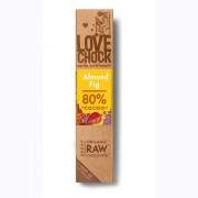 Lovechock Raw Chocolate Almond & Fig 40 g