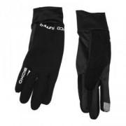 Oxide Running Gloves, svart, Oxide, stl 8