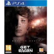 Get Even, за PS4