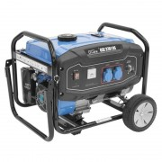 Generator de curent pe benzina GSE 3701 RS Guede GUDE40728, 2800 W