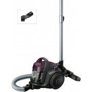 Aspirator fara sac GS05 Cleann'n Bosch, 1.50l, stone grey, Violet,bgc05aaa1