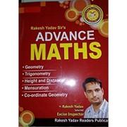 Advance Math (English) Rakesh Yadav 2017