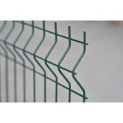 Táblás kerítés 3D 4-4,2mm 1730×2500mm zöld Kód:p1700z
