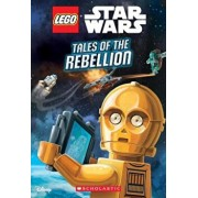Tales of the Rebellion (Lego Star Wars: Chapter Book '3), Paperback/Studio Ameet