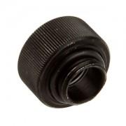 Fiting EK Water Blocks EK-HD Adapter Male pentru tuburi rigide 16/12mm Black
