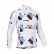 Maillot Largo Termico AG2R