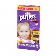 Scutece Pufies new maxi pack 5 50/set