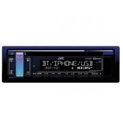 JVC KD-R889BT Ricevitore multimediale per auto Nero 200 W Bluetooth