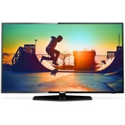 "Televizor LED Philips 109 cm (43"") 43PUT6162/12, Ultra HD 4K, Smart TV, WiFi, CI+ + Ventilator de birou Esperanza EA149K, USB, 2.5W (Negru)"