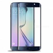 Pelicula de cristal templado para Samsung Galaxy S6 Edge - Negro
