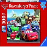 PUZZLE CARS CURSA DE MASINI 100 PIESE Ravensburger