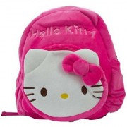 Anand Collection Hello Kitty School Bag Pink 40cm