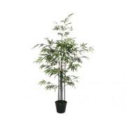 Planta artificiala, bambus, inaltime 120 cm, verde
