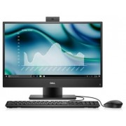 """Dell Optiplex 3280 AIO 21.5"""" Non-Touch Full HD PC, i3-10100T 3.0GHz, 8GB RAM, 256GB SSD, Intel HD graphics, Win 10 Pro"""