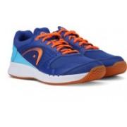 Head SPRINT TEAM INDOOR Badminton Shoe For Men(Blue)
