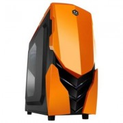 Кутия chassis ninja ii wbo middle tower, atx, 7 slots, 3 x 5.25', 3 x 3.5' h.d. or 3 x 2.5' ssd, 2 x hd audio, ninjaii_a06wbo