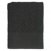 Brick Badhandduk 70x133 cm, Antracit