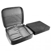 Geekria Yo-Yo Soft Carrying Case / Yoyo Bag / Heavy Duty Soft Case for Storage Up to 8 Yoyos and Accessories
