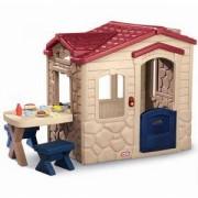Детска къща за игра - Къща за пикник Provencal - Little Tikes, 320121