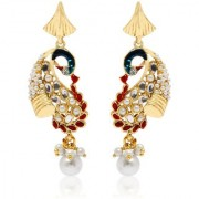 Penny Jewels Party wear Fashion Designer Unique Traditional Latest Jhumki Earring Set For Women Girls