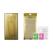 Tempered Glass Gold Screen Protector Samsung A715 Galaxy A71