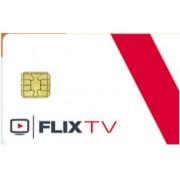Flix TV karta s predplatným na 6 mesiacov