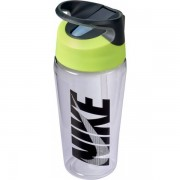 Nike TR Hypercharge Straw 475 ML - Unisex - Transparant - Grootte: 475-ML