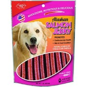PRiME 40192 Salmon Jerky Treat For Dogs (1 Pouch), One Size