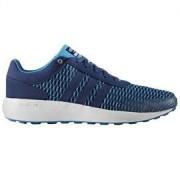 Adidas Cloudfoam race B74729 Modrá 45 1/3