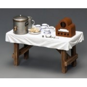 Tea and Sandwich Table - Battle of Britain - Royal Air Force - King & Country RAF064