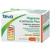 TEVA ITALIA SRL Magnesio Potassio Teva 24buste